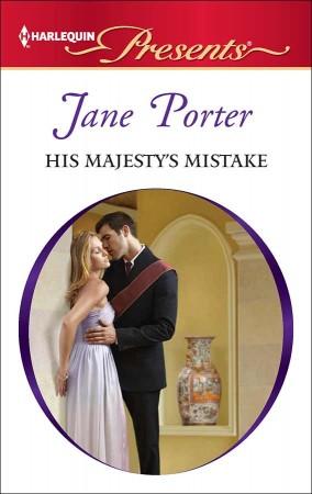 His Majesty's Mistake by Jane Porter