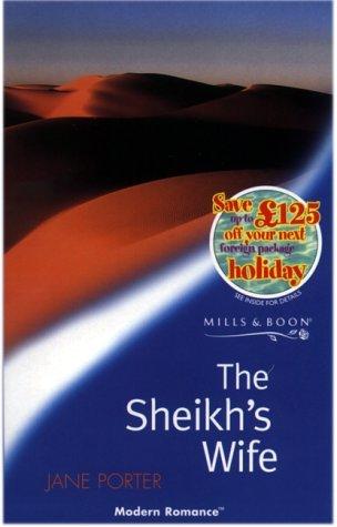 The Sheikh's Wife by Jane Porter