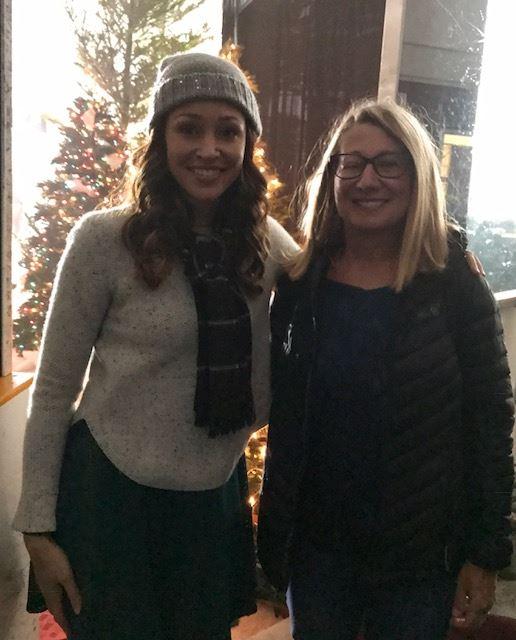 Bramble House Christmas Movie Night Jane Porter